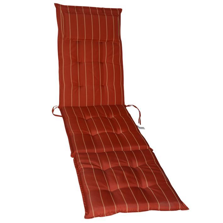 Sunlounger With Headrest